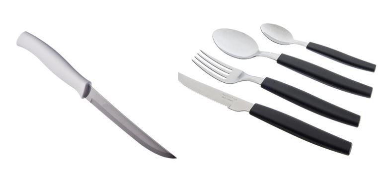 Столовые приборы и ножи Tramontina оптом