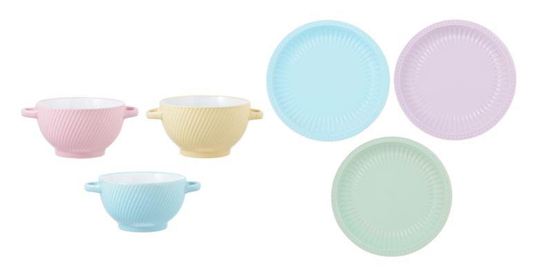 Керамические тарелки оптом