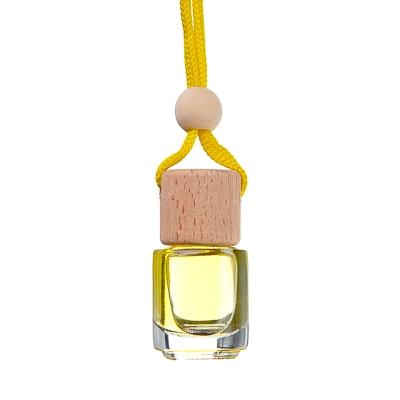 NEW GALAXY Ароматизатор подвесной Freshline ваниль